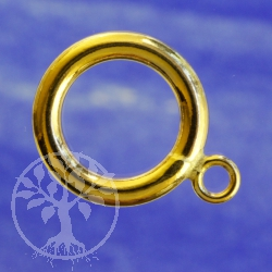 Toggle Ring Gold Filled 14K 1/20 12mm