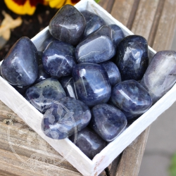 Iolith Tumbled Stones 250 Gramms