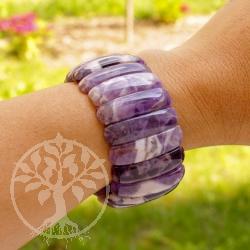 Amethyst Quartz Bracelet BIG