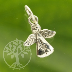 Angel Pendant silver jewellery 008