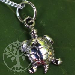 Turtle Paul Pendant Silver 925