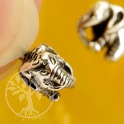 Elefant Charms-Anhänger Silber925