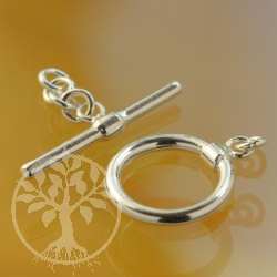 Toogle Clasp Lillyput Sterling Silver