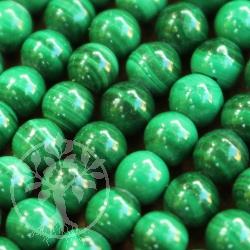 Malachit Kugelperlen 6mm Malachitperlen