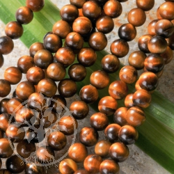 Tigerauge Perlen 4mm AA