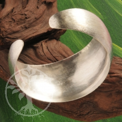 Silver Bangle purifies structure