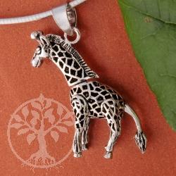 Fossil giraffen ohrringe