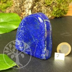 Freeform Lapis Lazuli Gemstone Sculpture 07