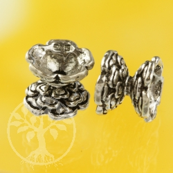 Diabolo Silver Bead 6/7mm