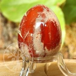 Roter Jaspis Ei 45mm