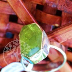 peridot ring silber 925 ringgro e 61 19x13mm edelsteine grosshandel. Black Bedroom Furniture Sets. Home Design Ideas