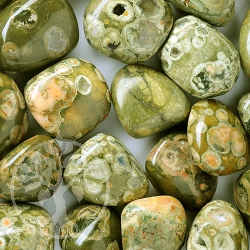 Rhyolite Tumbled Stones 20/30mm A