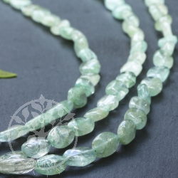 Aquamarine Neklace 9.5x7mm Oval