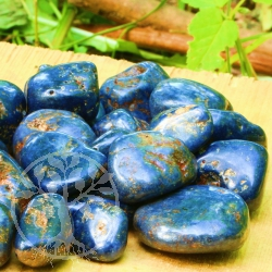 Sappire Tumbled Stones A- 12/28mm Nature Sapphire
