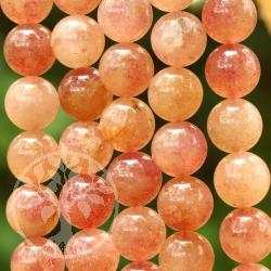 Muskovit Edelstein Perlen AA 10 mm