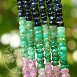 saphir smaragd rubin aa edelsteine halskette facettiert bunt multi edelsteine grosshandel. Black Bedroom Furniture Sets. Home Design Ideas