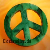 PEACE afrikanische Jade