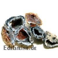 1 kg Achatgeoden Geoden aus Brasilien