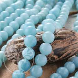 Amazonite Ball Beads Chinese Blue -Green genuine loose amazonite beads 6 mm round