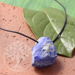 Lapis Lazuli Pendant Rough 25-35 mm