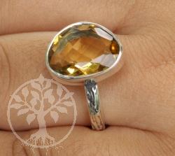 citrin ring silber 925 sunshine edelsteine grosshandel. Black Bedroom Furniture Sets. Home Design Ideas