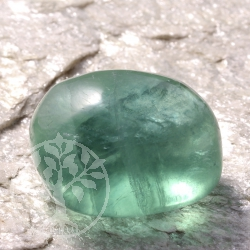 Fluorite Green Tumbled Stones 25*35mm
