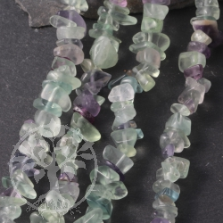 Fluorite Necklace Peru