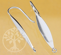 Earhook Sterlingsilver 925 1x31mm