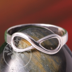 Silver Ring Sterling Silver 925 17x7mm