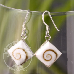 Shiva Shell Earrings SHOH13
