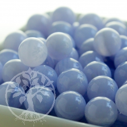 Chalcedony ball gemstone sphere 12 mm AA+