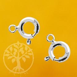 Federring Verschluss 5,5mm Silber 925