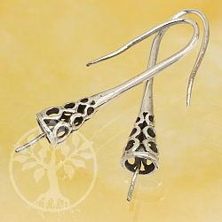 Ear Hook Sterlingsilver 925 Length 33mm
