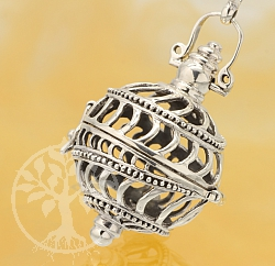 Harmony Ball Spiral Pendant Sterlingsilver 925 18mm