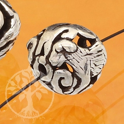 Silver Bead Zodiac Year Of The Dog Chinese Zodiac 925 10mm