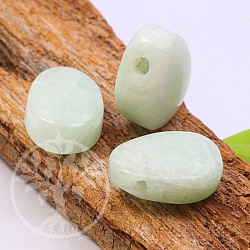 Amazonite Green Pendant 24x18mm