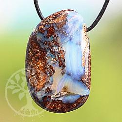 Opal Stein Anhänger 28*18mm