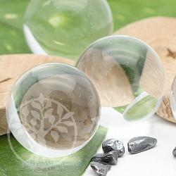Bergkristall Kugel 20 mm Steinkugel Kristallkugel ohne Loch AA Qualität