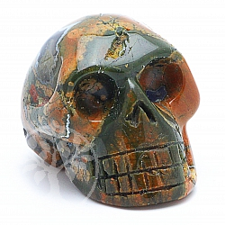 Rhyolit Skull 01 about 31*31mm