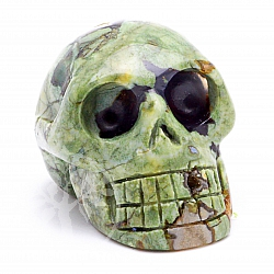 Rhyolite Skull 06 about 31*31mm