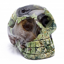 Rhyolite Skull 08 about 31*31mm