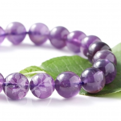 Amethyste Jewellery Bracelet 8mm