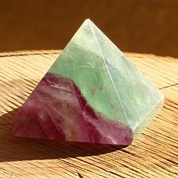 Fluorit Pyramide 009