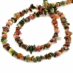 Tourmaline Mix Necklace 70cm