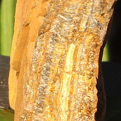 Tigerauge Rohstein Mineral ungeschliffen 15x9x3,3cm 635gramm