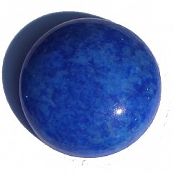 Lapislazuli Cabochon 12mm round