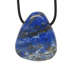 Lapislazuli Pendant India 20-30mm A/B