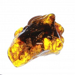 Amber Rough Stone 45*36*16mm Natural Amber