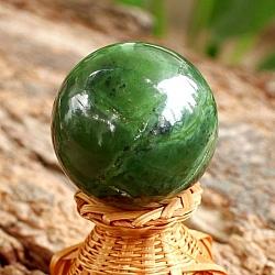 Jade Kugel Steinkugel Echte Nephrit Jade 30mm A