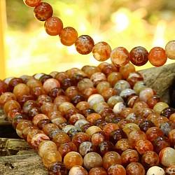 Brandy Opal beads 8mm/40cm round beads
